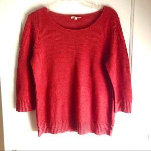 Eileen Fischer Linen Sweater